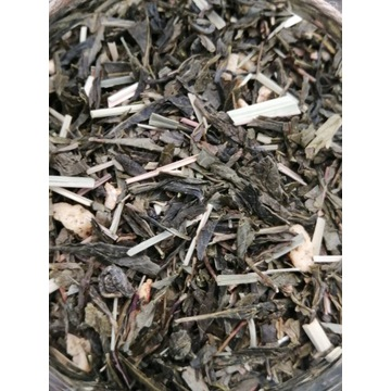 Herbata zielona Sencha Lemon 100g