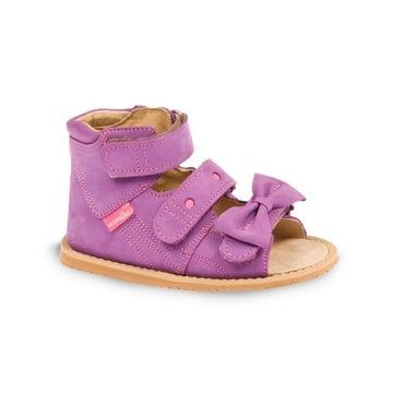 AURELKA sandałki profilaktyczne dla dzieci roz. 26