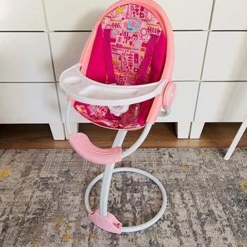 Krzesełko do karmienia Baby Born