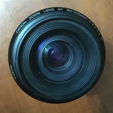 Canon EF 80-200mm F4.5-5.6 II