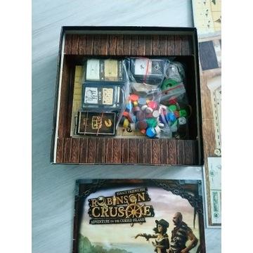 Robinson Crusoe - kooperacyjna gra przygodowa