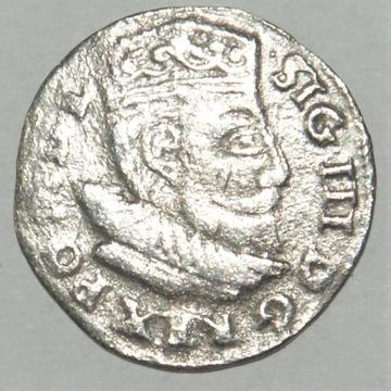 3 Grosze ZYGMUNT III WAZA  1594
