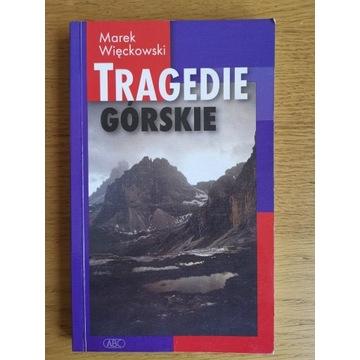 Tragedie górskie, Marek Więckowski