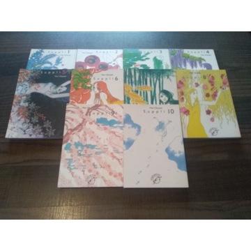manga Suppli komplet 10 tomów