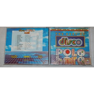 The Best Of Disco Polo vol.1 Sonic