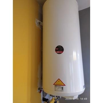 Boiler 100 litrów elektryczny z wężownicą