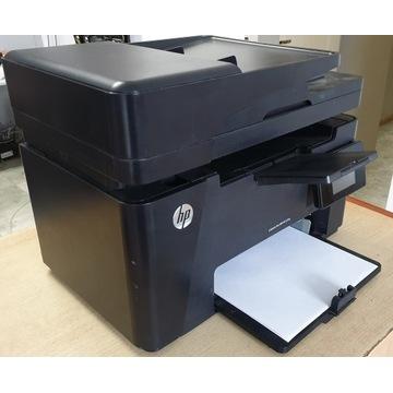 HP Laserjet Pro MFP M127fw 83a DOTYK WiFi SIEĆ 7w1