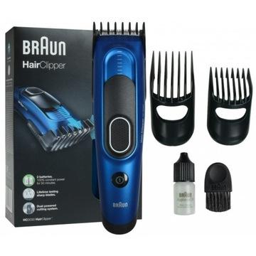 BRAUN HC5030 Maszynka Do Strzyżenia Włosów