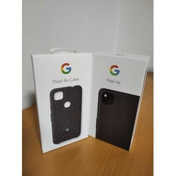 Smartfon Google Pixel 4a 6/128 GB czarny