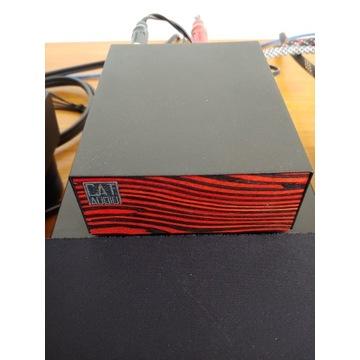 Przedwzmacniacz gramofonowy MM CAT Audio