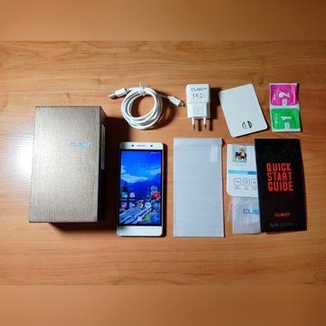 Smartfon Cubot x17 3GB RAM aluminium cienki ładny