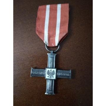 Krzyż Obrońcy Ojczyzny 1918-1921