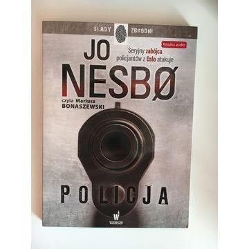 Audiobook Policja Jo Nesbø