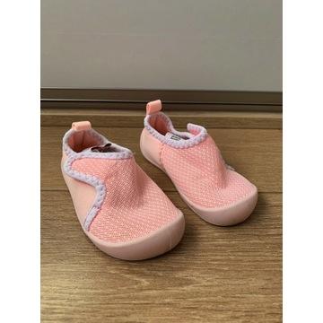 Buty buciki dziecięce do wody Decathlon r.22