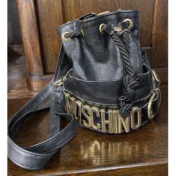 Moschino, fantazyjna torebka