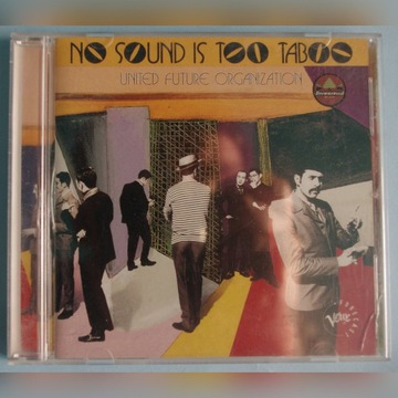 United Future Organization-No sound is too taboo