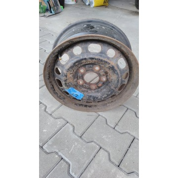 4x Felga Mazda 6 6Jx15 5x114,3 ET50  80zł kpl. !