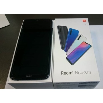 Xiaomi Redmi Note 8T 4GB RAM 64GB + 1 rok gwarancj