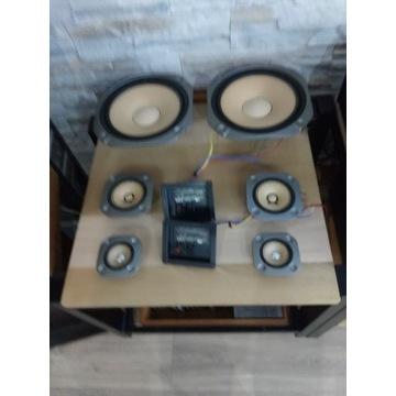 Głośniki z kolumn JVC S66