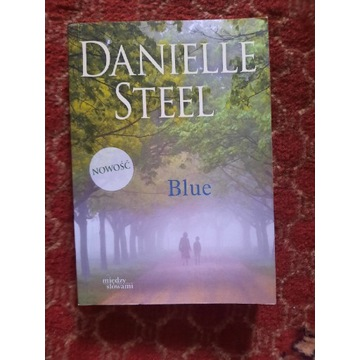 """Danielle Steel """"Blue"""""""