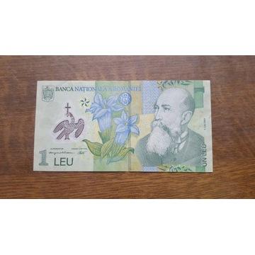 1 Leu 2005 Rumunia