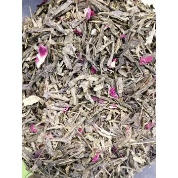 Herbata zielona Sencha Japońska Wiśnia 100g