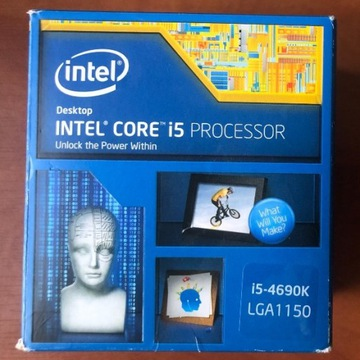 Intel Core i5 4690k LGA 1150