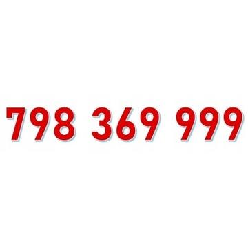 798 369 999 STARTER ORANGE ŁATWY ZŁOTY NUMER