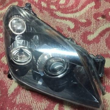 Lampy Opel oem bixenony skrętne 93178647 93178648