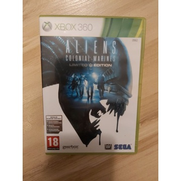 ALIENS COLONIAL MARINES XBOX 360 PL