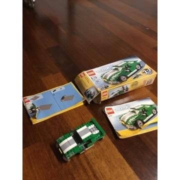 KOMPLETNY zestaw LEGO 6743 Street Speeder