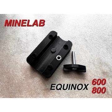 Minelab Equinox 800 600 składanie elektroniki