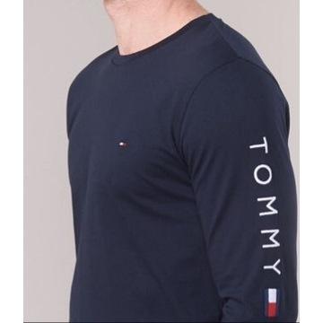 Tshirt Tommy Hilfiger, długi rękaw, bluza, okazja