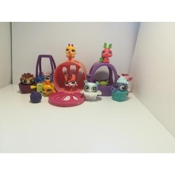 Figurki lps zabawki kolekcjonerska Little pet shop