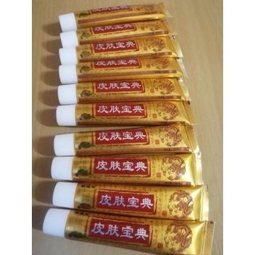 5x chińska maść yiganerjing. GRATIS maść tygrysia