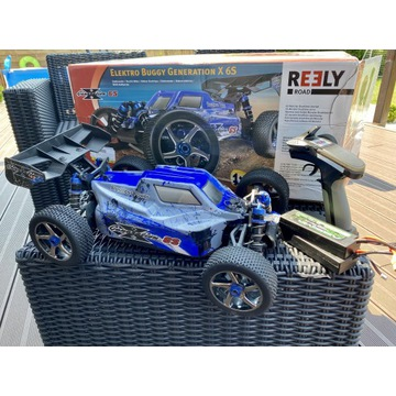 Reely Generation X 6S 4WD 1/8 Duży Profesjonalny