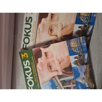 Fokus 3 podręcznik i ćwiczenia