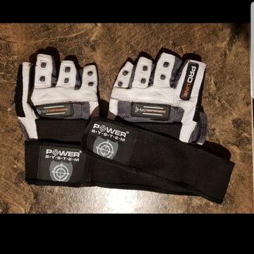 Rękawice treningowe rękawiczki Power System L Pro
