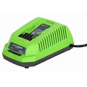 GREENWORKS ladowarka G40UC do akumulatorów 40V