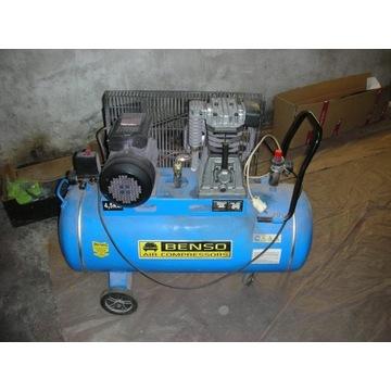Kompresor olejowy 100l Benso