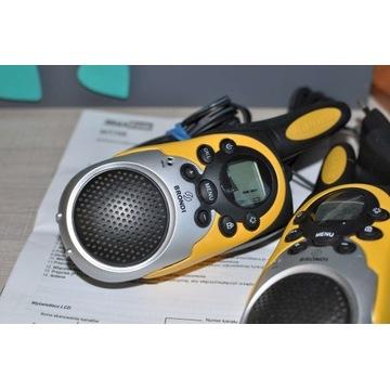 Krótkofalówki, BRONDI FX-100 TWIN, Maxcom WT708