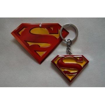 Brelok Superman DC Comics orginal