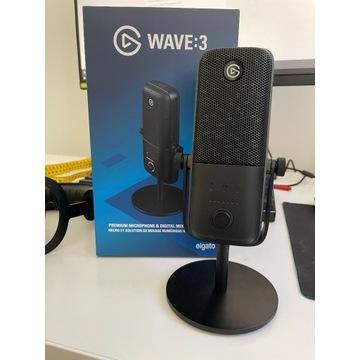 Mikrofon Elgato Wave 3