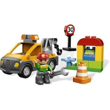 -= LEGO DUPLO 6146 - POMOC DROGOWA =-