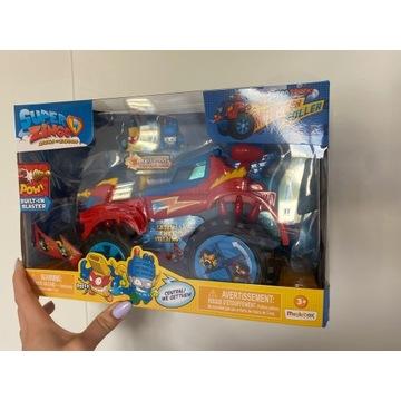 Superzings Monster Roller Hero