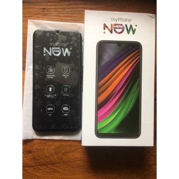 """Smartfon MYPHONE Now 4/64GB 6.0"""" Niebieski"""