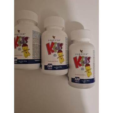 Forever KIDS - tabletki multiwitaminowe