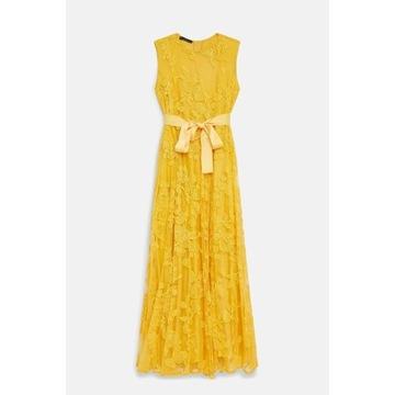 Nowa sukienka z koronki Carolina Herrera rozm.12