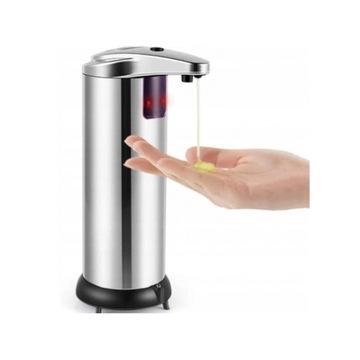 Automatyczny dozownik do płynów