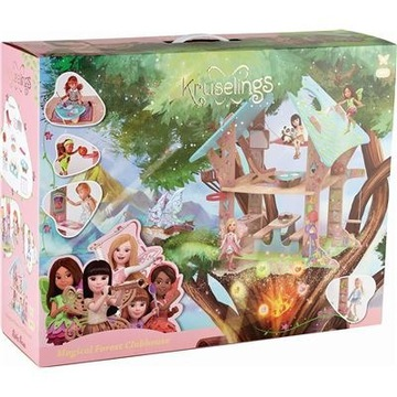 Kruselings Magical Forest Clubhouse Domek dla lale